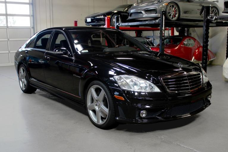 Used 2007 Mercedes-Benz AMG S65 for sale Sold at San Francisco Sports Cars in San Carlos CA 94070 1