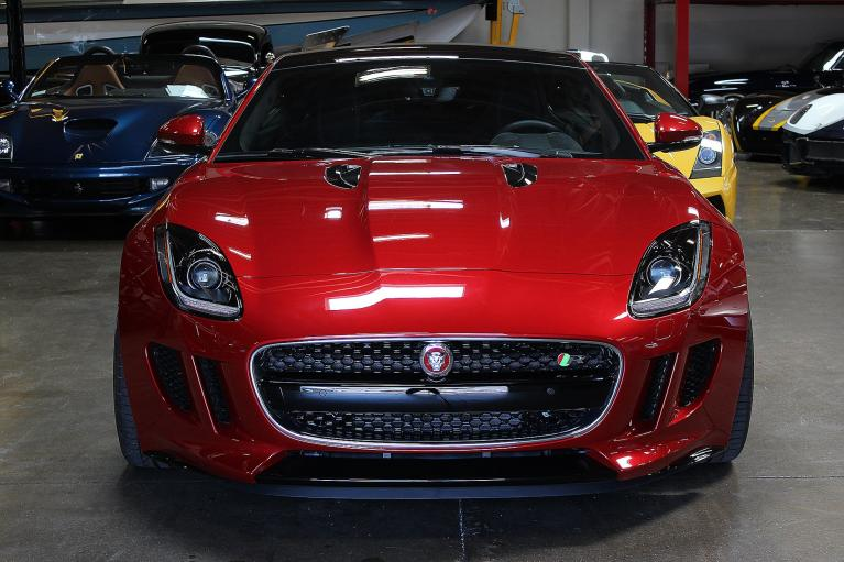 Used 2015 Jaguar F-Type for sale Sold at San Francisco Sports Cars in San Carlos CA 94070 2