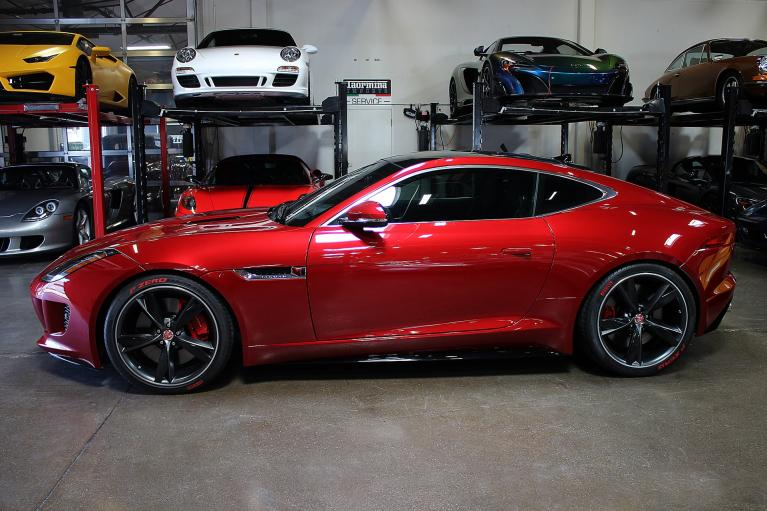 Used 2015 Jaguar F-Type for sale Sold at San Francisco Sports Cars in San Carlos CA 94070 4
