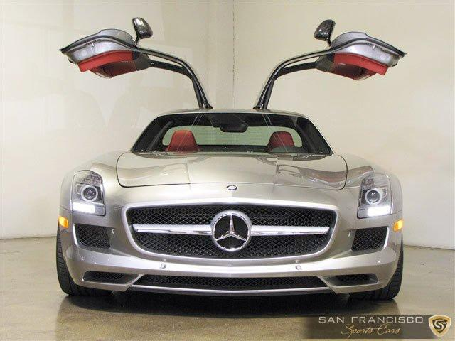 Used 2011 Mercedes-Benz SLS AMG for sale Sold at San Francisco Sports Cars in San Carlos CA 94070 2