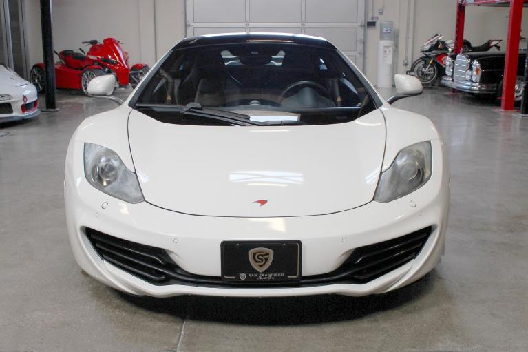 Used 2012 McLaren MP4-12C for sale Sold at San Francisco Sports Cars in San Carlos CA 94070 2