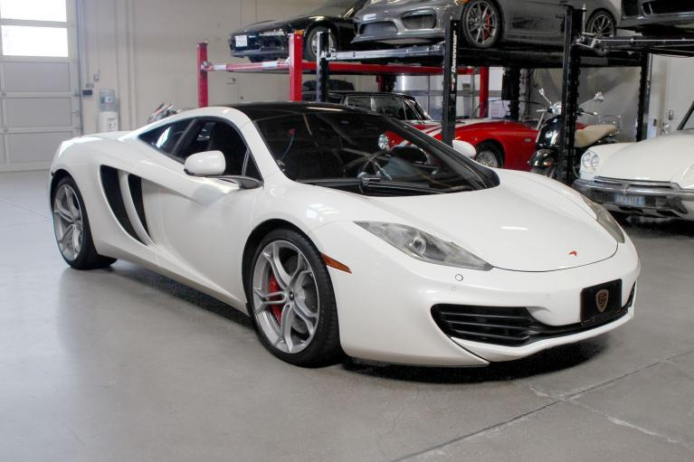 Used 2012 McLaren MP4-12C for sale $99,995 at San Francisco Sports Cars in San Carlos CA