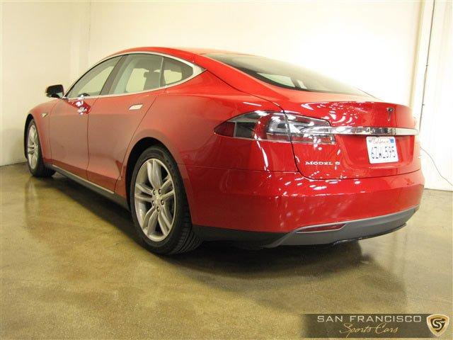 Used 2013 Tesla Model S for sale Sold at San Francisco Sports Cars in San Carlos CA 94070 4