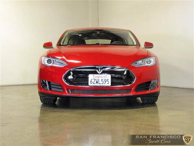 Used 2013 Tesla Model S for sale Sold at San Francisco Sports Cars in San Carlos CA 94070 1