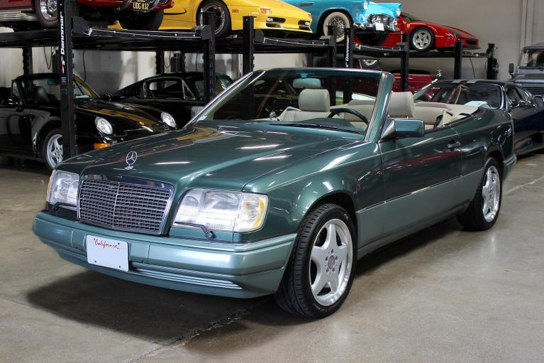 Used 1994 Mercedes-Benz 300 Series for sale Sold at San Francisco Sports Cars in San Carlos CA 94070 3