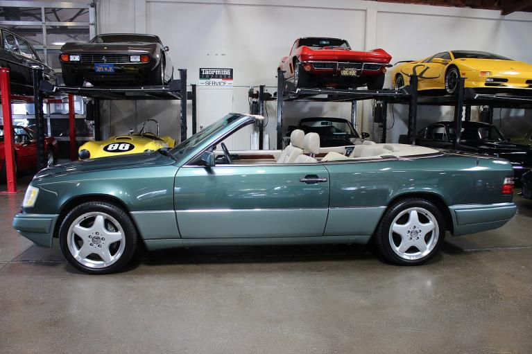 Used 1994 Mercedes-Benz 300 Series for sale Sold at San Francisco Sports Cars in San Carlos CA 94070 4