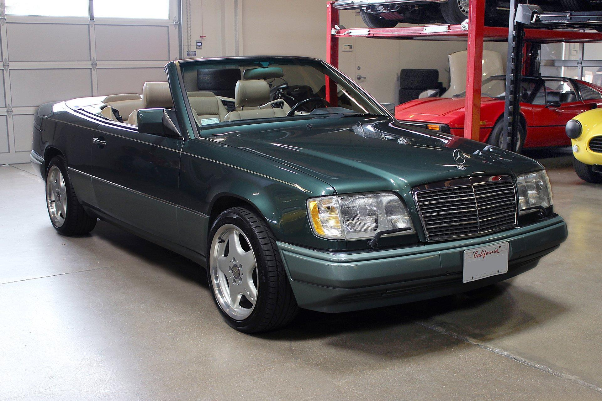 Used 1994 Mercedes-Benz 300 Series for sale Sold at San Francisco Sports Cars in San Carlos CA 94070 1