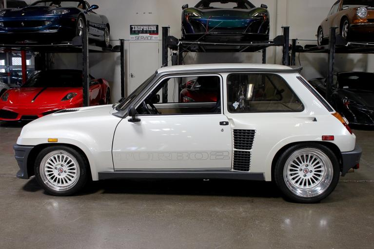 Used 1985 Renault R5 Turbo 2 for sale Sold at San Francisco Sports Cars in San Carlos CA 94070 4