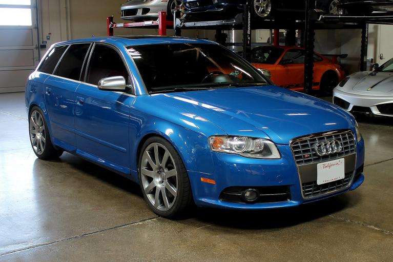 Used 2006 Audi S4 for sale Sold at San Francisco Sports Cars in San Carlos CA 94070 2