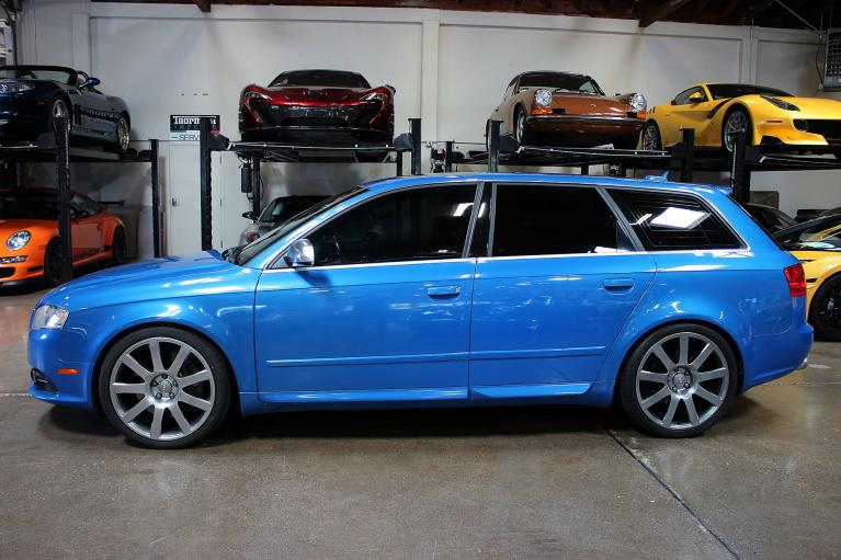 Used 2006 Audi S4 for sale Sold at San Francisco Sports Cars in San Carlos CA 94070 4