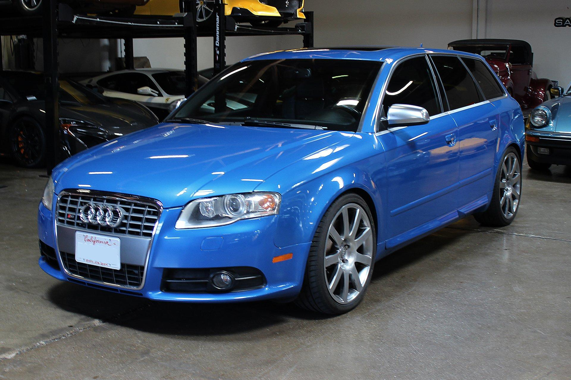 Used 2006 Audi S4 for sale Sold at San Francisco Sports Cars in San Carlos CA 94070 1