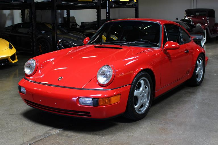 Used 1993 Porsche RS America for sale Sold at San Francisco Sports Cars in San Carlos CA 94070 3