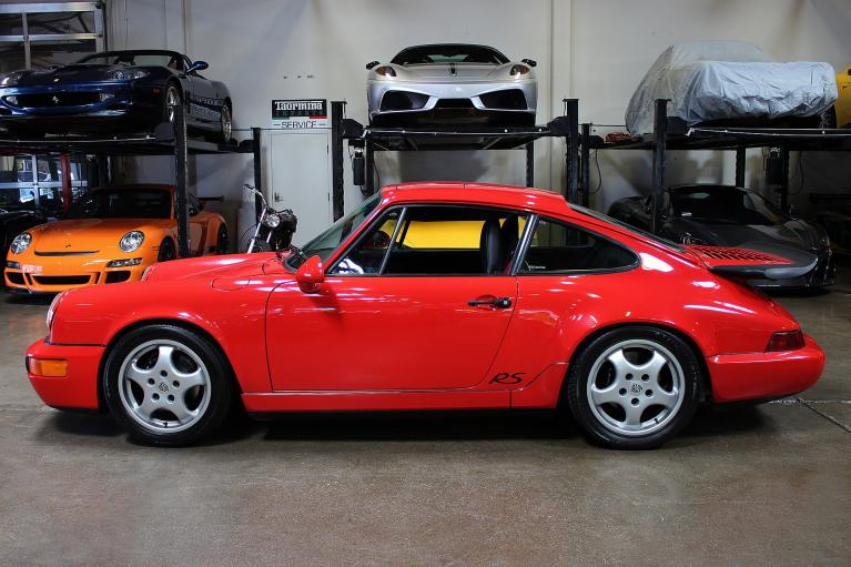 Used 1993 Porsche RS America for sale Sold at San Francisco Sports Cars in San Carlos CA 94070 4