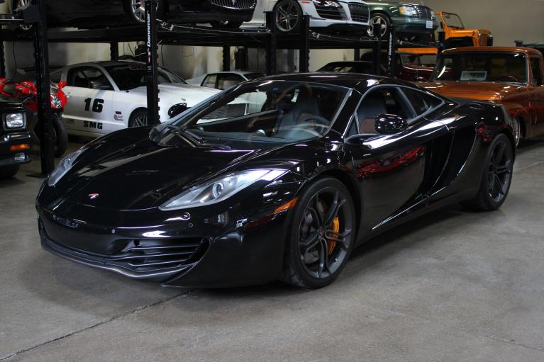 Used 2012 Mclaren MP4-12C for sale Sold at San Francisco Sports Cars in San Carlos CA 94070 3