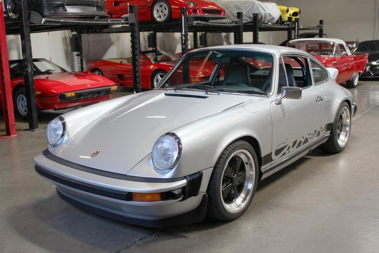 Used 1974 Porsche 911 for sale Sold at San Francisco Sports Cars in San Carlos CA 94070 3