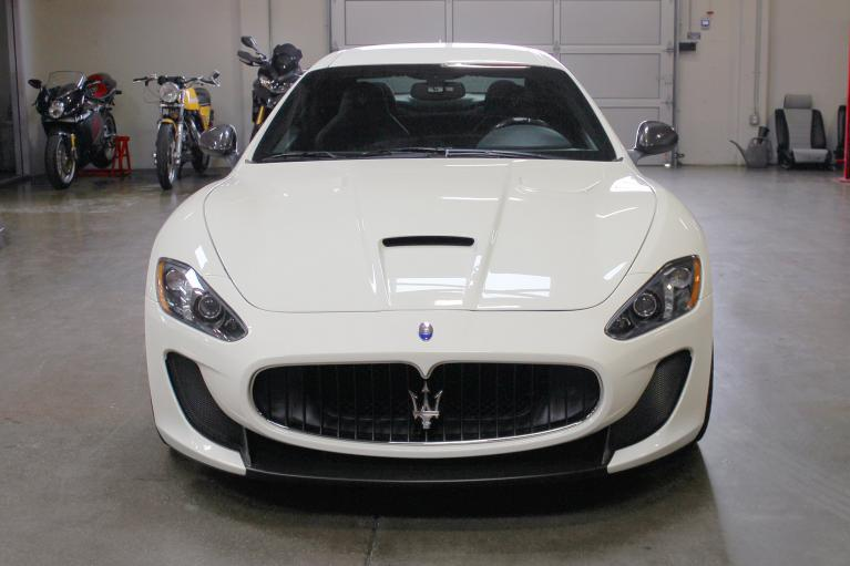 Used 2016 Maserati Granturismo MC for sale Sold at San Francisco Sports Cars in San Carlos CA 94070 2