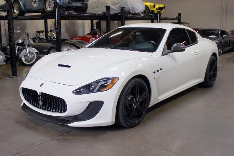 Used 2016 Maserati Granturismo MC for sale Sold at San Francisco Sports Cars in San Carlos CA 94070 3