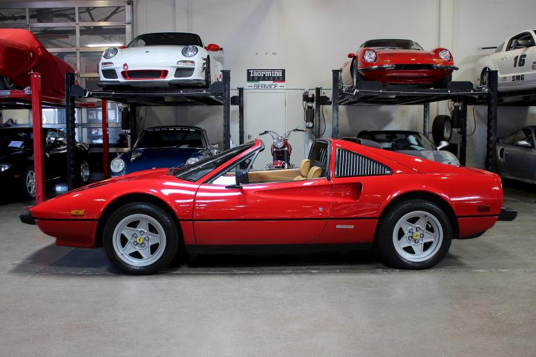 Used 1985 Ferrari 308 GTS for sale Sold at San Francisco Sports Cars in San Carlos CA 94070 4