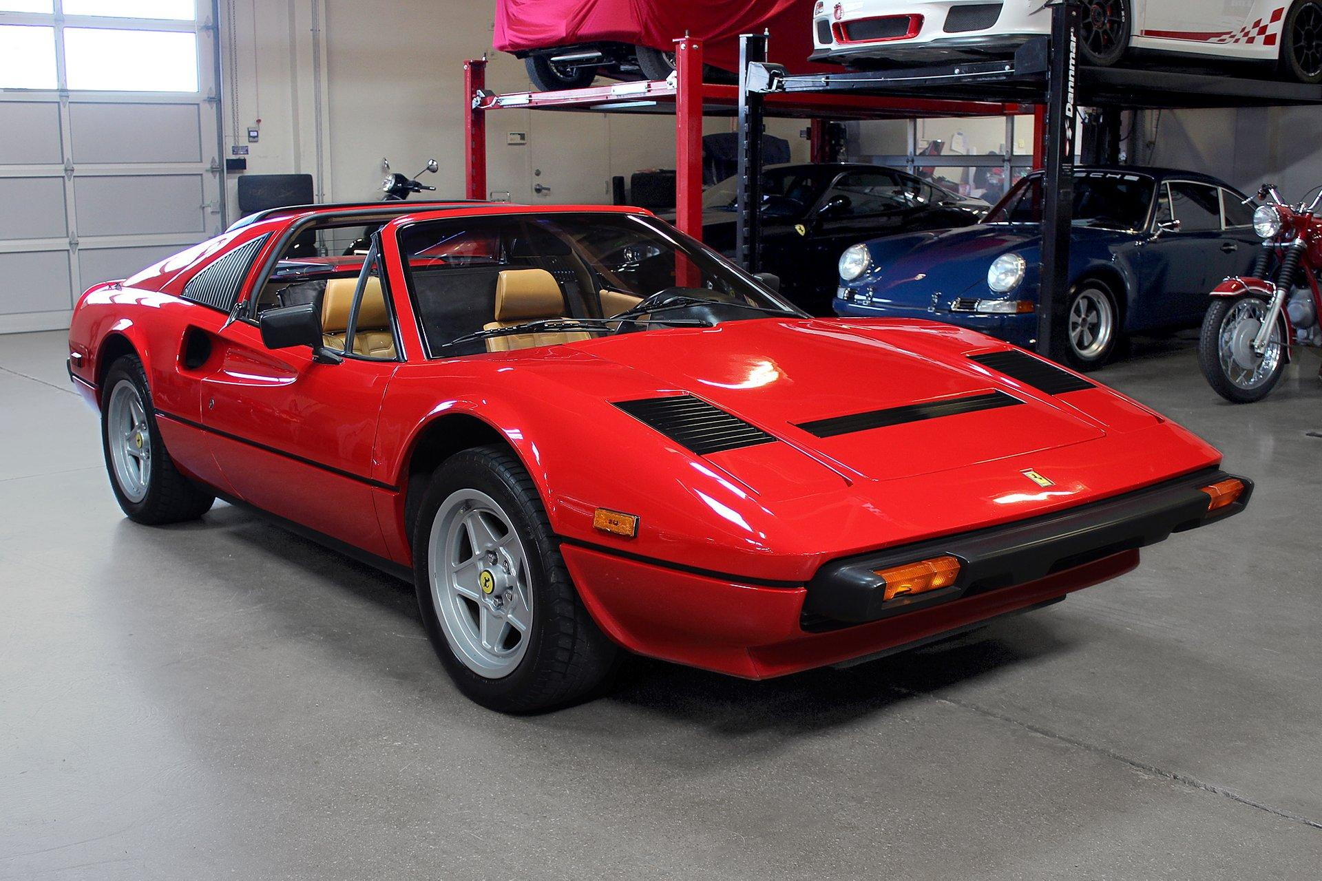 Used 1985 Ferrari 308 Gts For Sale Special Pricing San Francisco Sports Cars Stock C19033