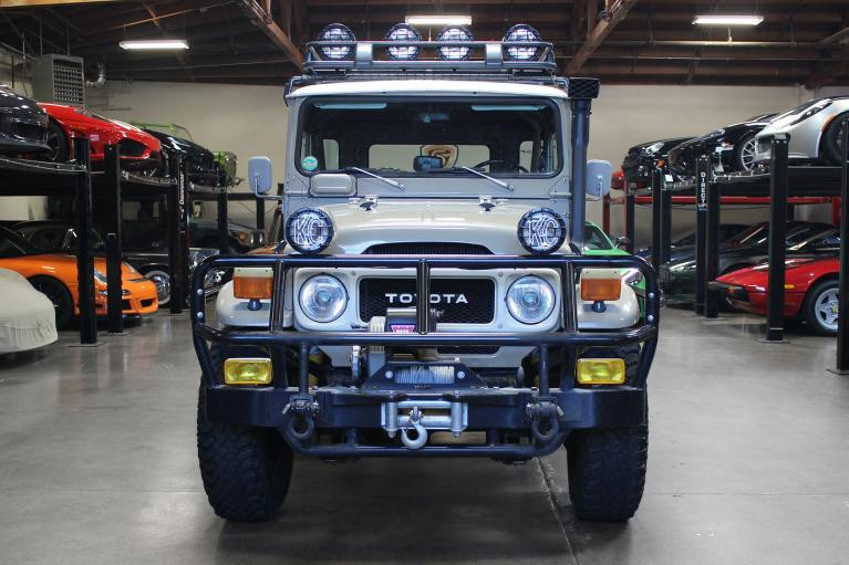 Used 1982 Toyota Land Cruiser for sale $44,995 at San Francisco Sports Cars in San Carlos CA 94070 2