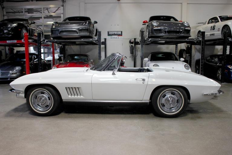 Used 1967 Chevrolet Corvette for sale Sold at San Francisco Sports Cars in San Carlos CA 94070 4