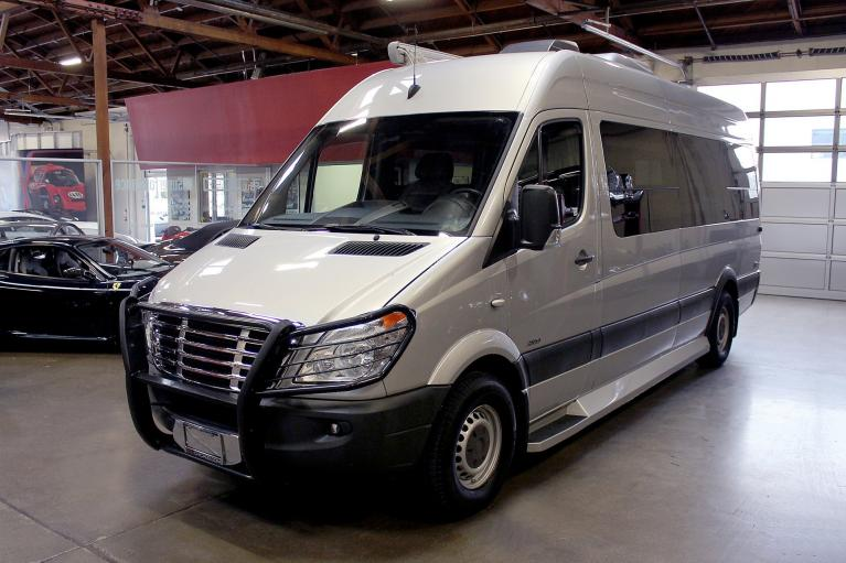 Used 2012 Freightliner Sprinter 2500 for sale Sold at San Francisco Sports Cars in San Carlos CA 94070 3