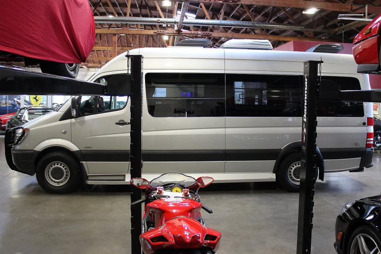 Used 2012 Freightliner Sprinter 2500 for sale Sold at San Francisco Sports Cars in San Carlos CA 94070 4