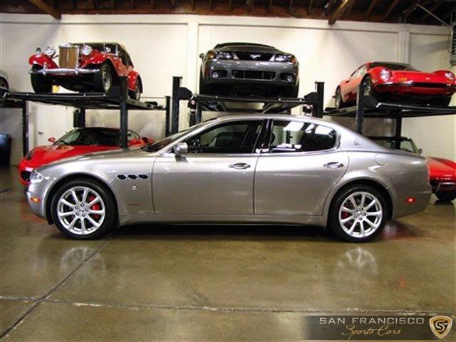Used 2006 Maserati Quattroporte Sport for sale Sold at San Francisco Sports Cars in San Carlos CA 94070 3