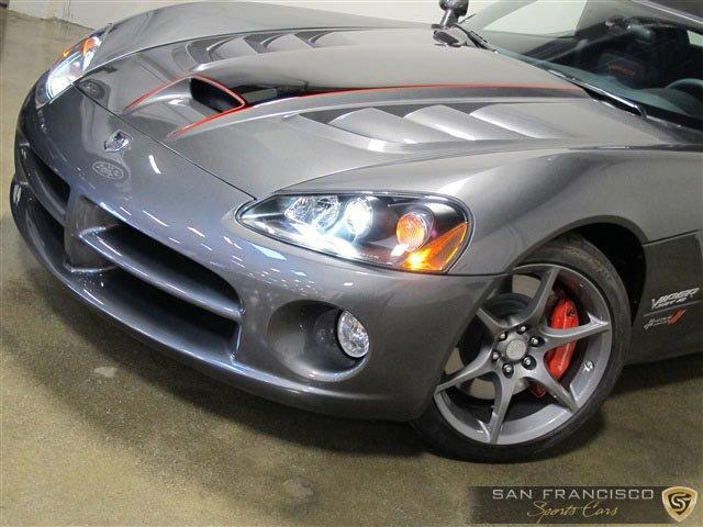 Used 2010 Dodge Viper SRT10 Final Edition for sale Sold at San Francisco Sports Cars in San Carlos CA 94070 4