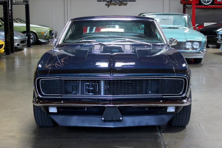 Used 1968 Chevrolet Camaro for sale Sold at San Francisco Sports Cars in San Carlos CA 94070 2