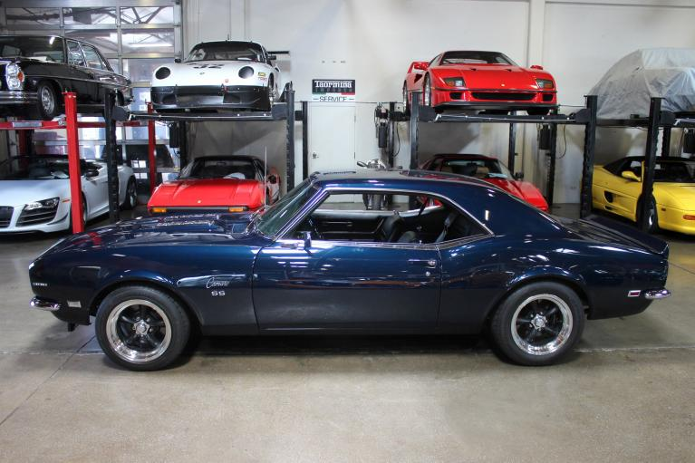 Used 1968 Chevrolet Camaro for sale Sold at San Francisco Sports Cars in San Carlos CA 94070 4