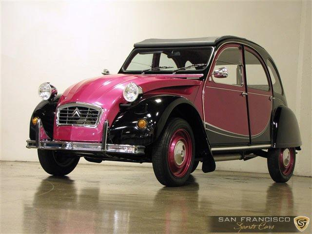 Used 1965 Citroen 2CV Charleston for sale Sold at San Francisco Sports Cars in San Carlos CA 94070 2