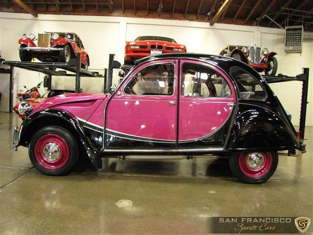 Used 1965 Citroen 2CV Charleston for sale Sold at San Francisco Sports Cars in San Carlos CA 94070 3
