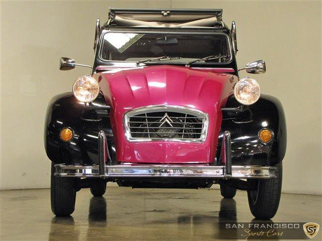 Used 1965 Citroen 2CV Charleston for sale Sold at San Francisco Sports Cars in San Carlos CA 94070 1