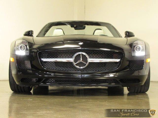 Used 2012 Mercedes-Benz SLS AMG Roadster for sale Sold at San Francisco Sports Cars in San Carlos CA 94070 1