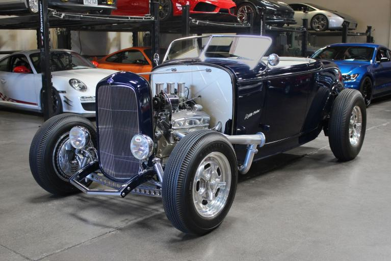 Used 1932 Ford Roadster for sale $99,995 at San Francisco Sports Cars in San Carlos CA 94070 3