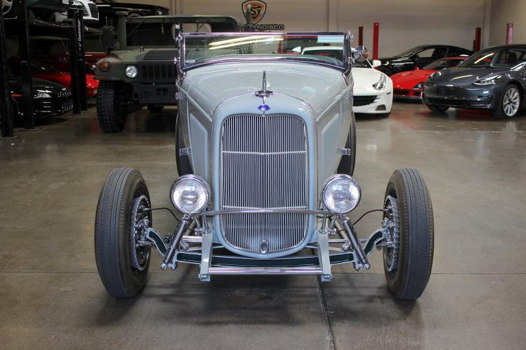 Used 1932 Ford High Boy Roadster for sale Sold at San Francisco Sports Cars in San Carlos CA 94070 2