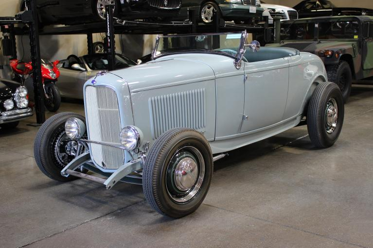 Used 1932 Ford High Boy Roadster for sale Sold at San Francisco Sports Cars in San Carlos CA 94070 3