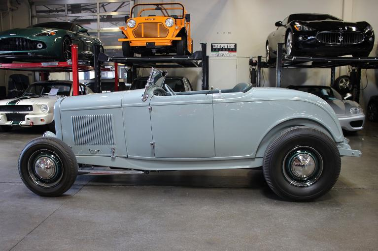 Used 1932 Ford High Boy Roadster for sale Sold at San Francisco Sports Cars in San Carlos CA 94070 4