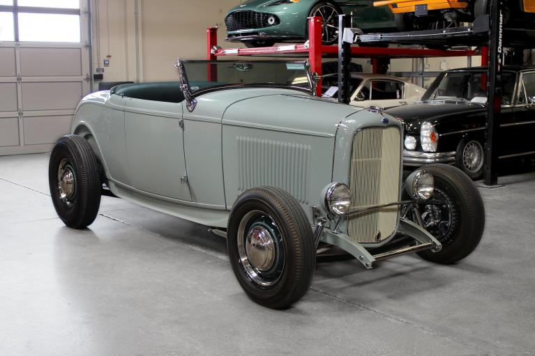 Used 1932 Ford High Boy Roadster for sale Sold at San Francisco Sports Cars in San Carlos CA 94070 1