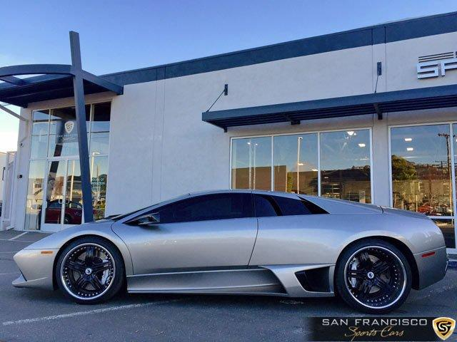 Used 2007 Lamborghini Murcielago LP640 for sale Sold at San Francisco Sports Cars in San Carlos CA 94070 3