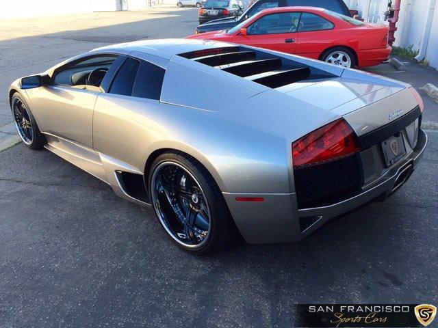 Used 2007 Lamborghini Murcielago LP640 for sale Sold at San Francisco Sports Cars in San Carlos CA 94070 4