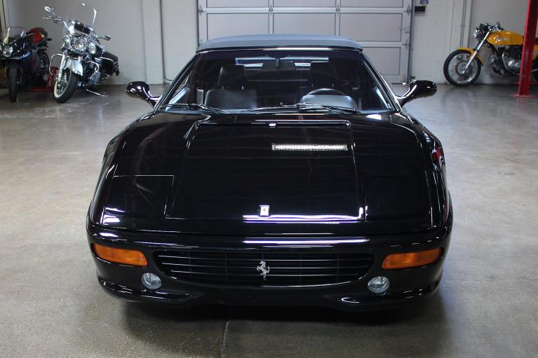 Used 1998 Ferrari F355 SPIDER for sale Sold at San Francisco Sports Cars in San Carlos CA 94070 2