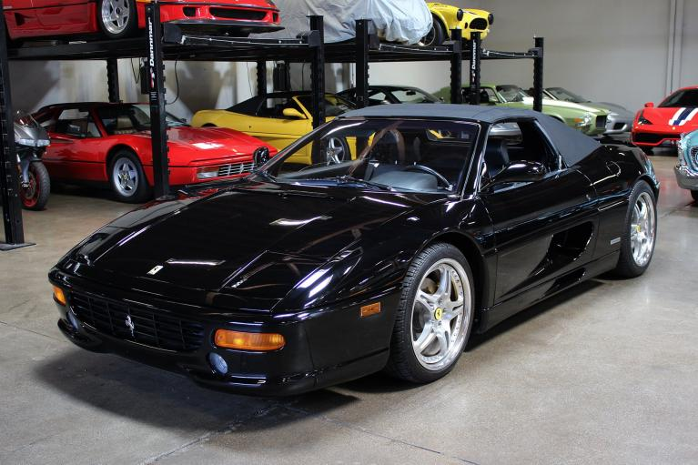 Used 1998 Ferrari F355 SPIDER for sale Sold at San Francisco Sports Cars in San Carlos CA 94070 3
