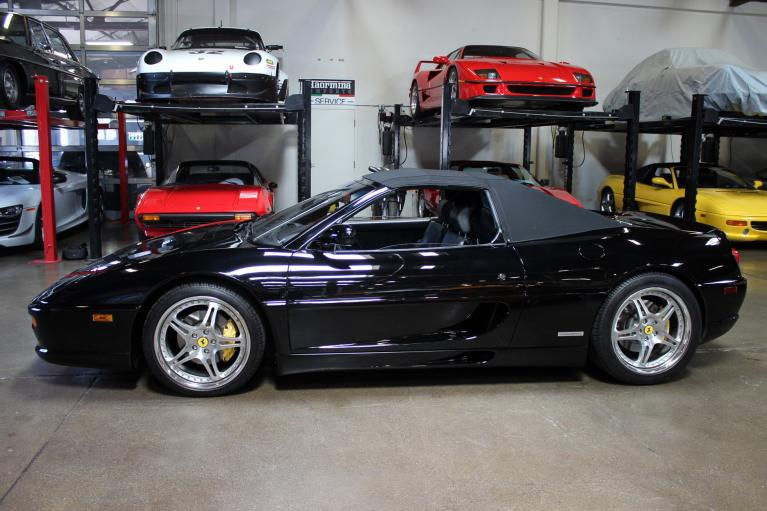 Used 1998 Ferrari F355 SPIDER for sale Sold at San Francisco Sports Cars in San Carlos CA 94070 4