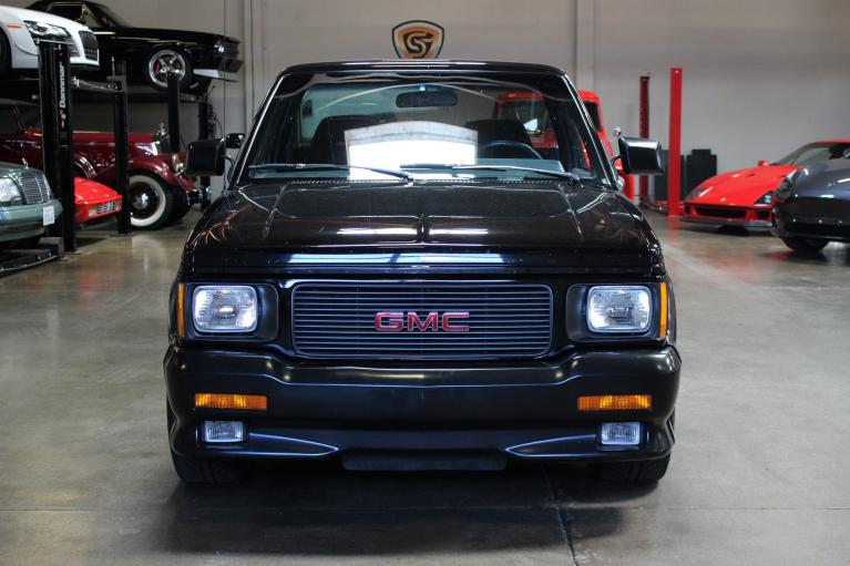 Used 1991 GMC Syclone for sale Sold at San Francisco Sports Cars in San Carlos CA 94070 2