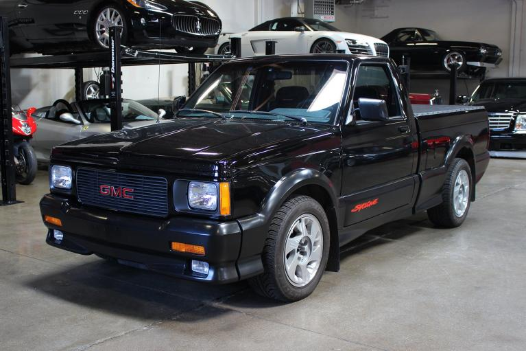 Used 1991 GMC Syclone for sale Sold at San Francisco Sports Cars in San Carlos CA 94070 3