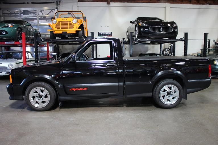 Used 1991 GMC Syclone for sale Sold at San Francisco Sports Cars in San Carlos CA 94070 4