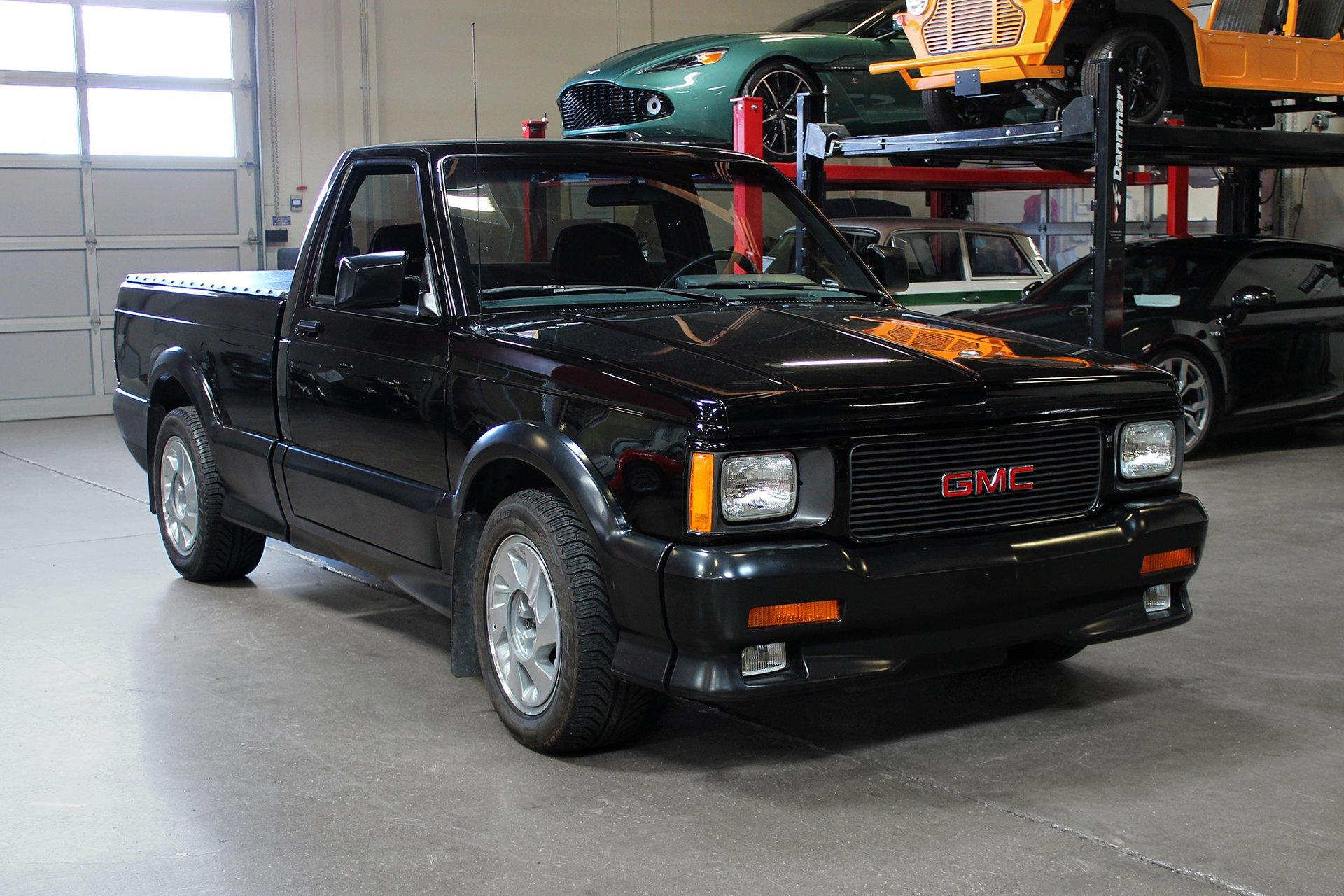 Used 1991 GMC Syclone for sale Sold at San Francisco Sports Cars in San Carlos CA 94070 1