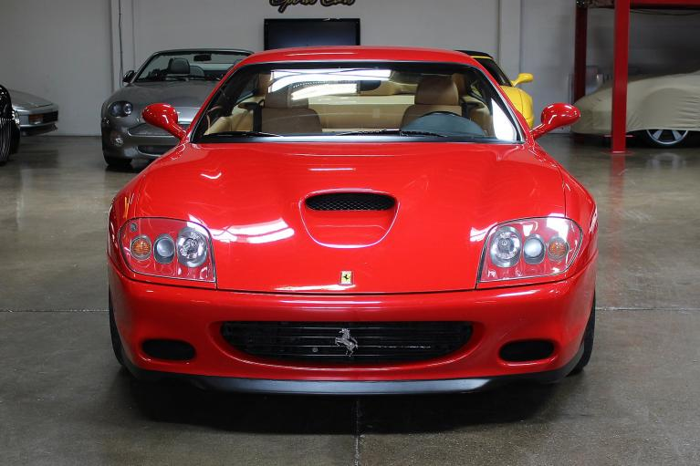 Used 2002 Ferrari 575M for sale Sold at San Francisco Sports Cars in San Carlos CA 94070 2